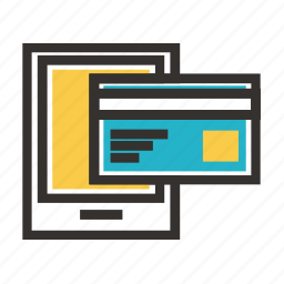 business, credit card, economy, finance, gateway, payment, tax icon