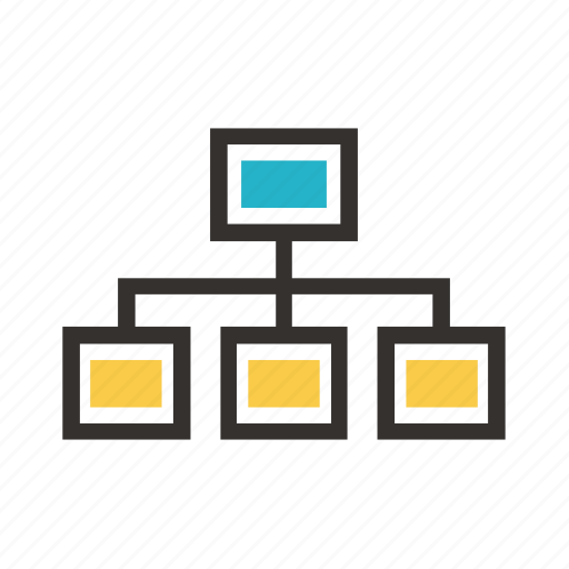 business, economy, finance, organization, payment, structure, tax icon