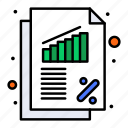 banking, business, finance, rate icon