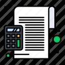 accounting, calculate, calculation, calculator, percentage