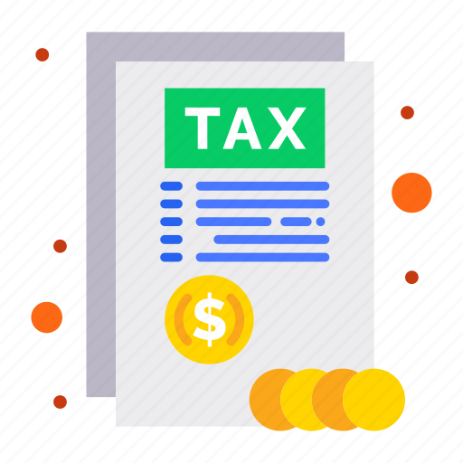 Document, report, tax icon - Download on Iconfinder