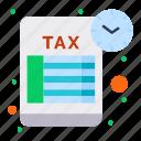 reminder, return, schedule, tax