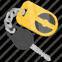 cab key, taxi key, taxi keychain, taxi service, taxicab key icon