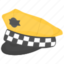 cab service, chauffeur cap, taxi driver, taxi hire, taxicab service icon