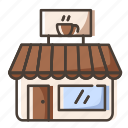 cafe, coffee, restaurant, tea icon