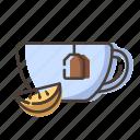 beverage, cup, mug, tea icon