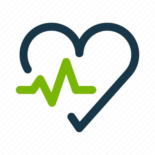 cholesteral, heart, heat rate, matcha icon