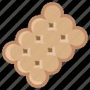 cookie, kitchen, roast, sweet, tea, tearoom, yumminky icon