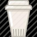 cup, drink, fast food, plastic cup, tea, tearoom