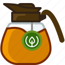 jar, jug, pitcher, tea, tea bag, tearoom, yumminky icon