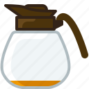 drink, jar, jug, pitcher, tea, tearoom, yumminky icon