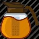 drink, jug, pitcher, sifter, tea, tearoom, yumminky icon