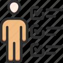 man, management, process, skill, task, test, work