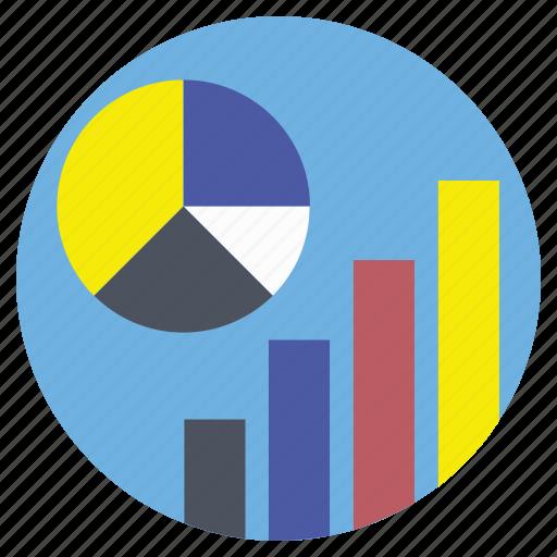 account, algorithm, data, economics, statistics icon