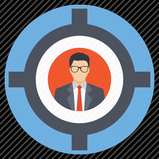 customer focus, customer segmentation, marketing management, target audience, target customer icon
