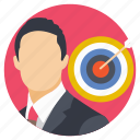 customer focus, customer segmentation, marketing management, target audience, target customer icon