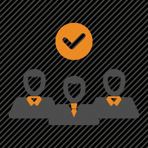 task, team, teamwork, users icon