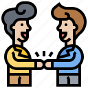 agreement, corporate, partnership, respect, trust