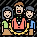 company, cooperation, organization, partner, teamwork