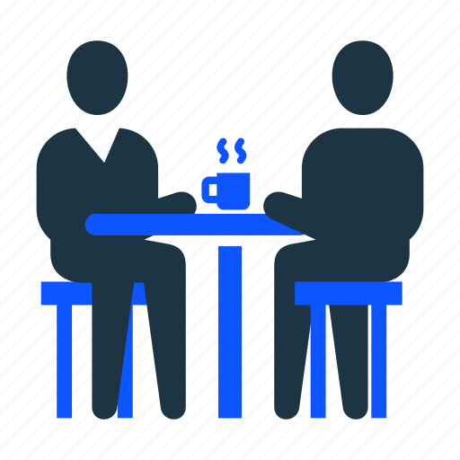 business, conference, leader, manager, meetingteam icon