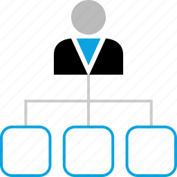 business, startup, team, web icon