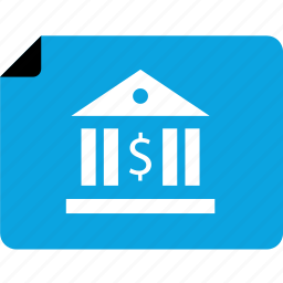 banking, data, graphic, page icon
