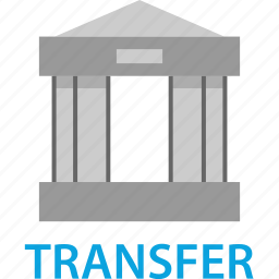 currency, funds, money, transfer icon
