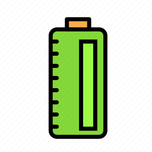Battery, device, full, tech, technology icon - Download on Iconfinder