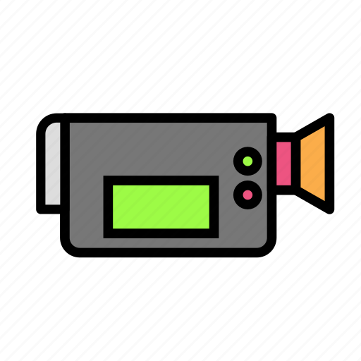 Camera, device, tech, technology icon - Download on Iconfinder