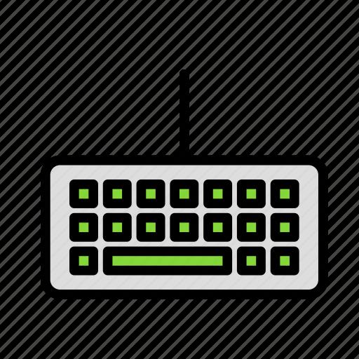device, keyboard, tech, technology icon