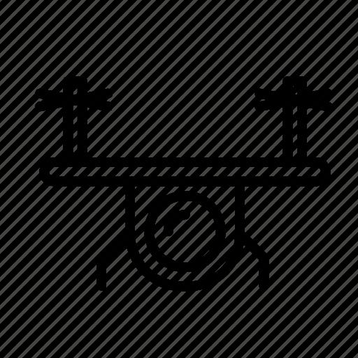device, drone, tech, technology icon