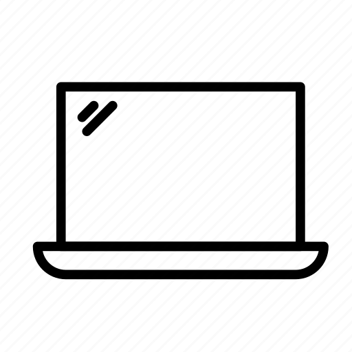 device, laptop2, tech, technology icon