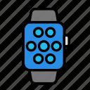 apps, device, tech, technology, watch