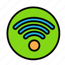 device, tech, technology, wifi icon