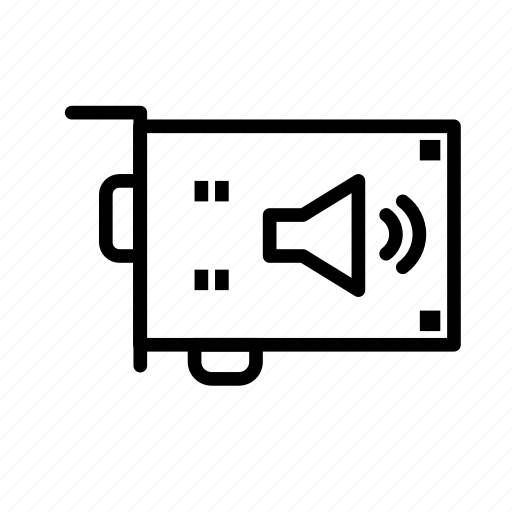 board, device, sound, tech, technology icon