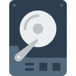 device, gadget, hdd, technology icon