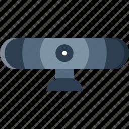 device, gadget, technology, webcam icon