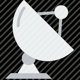 device, dish, gadget, signal, technology icon