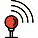 device, gadget, signal, technology icon