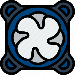 cooler, device, gadget, technology icon