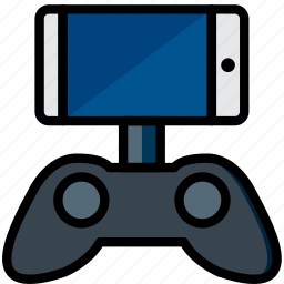 controller, device, gadget, game, technology icon