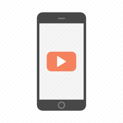 Iphone Movie Phone Play Video Youtube Icon