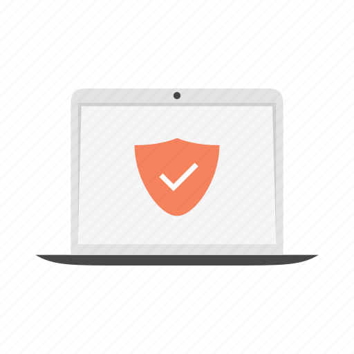 Antivirus, device, laptop, notebook, safe icon - Download on Iconfinder