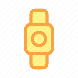 clock, iwatch, iwatch icon, watch, wearable icon