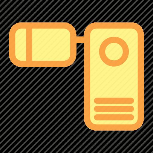 camera, footage, record, recording, video, video camera icon