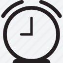 alarm, clock, event, stopwatch, time, timer, watch icon