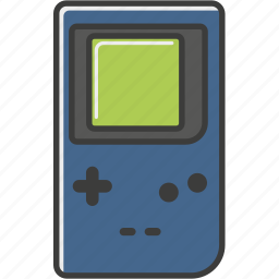 cool, cute, game, gameboy, gamer, retro, simply icon