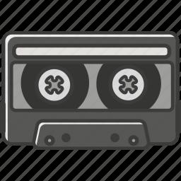 cassete, cool, cute, great, retro, simply, tech icon