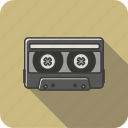 cassete, casseteflaticon, cool, cute, great, retro, simply icon