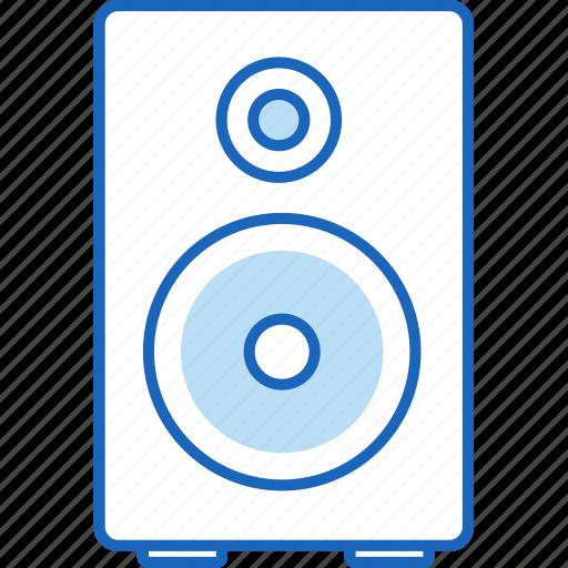 audio, listen, music, song, sound, speaker, volume icon